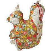 【英国雑貨】アルスターウィーバーズ社製ドアストッパー Squirrel(UWSDS006)