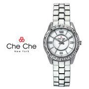 正規品【Che Che New York チチニューヨーク】腕時計[全2色] CC029-0078-WH