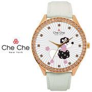 正規品【Che Che New York チチニューヨーク】腕時計[全3色] CC030-0073-RG