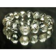 銀彫皇帝龍ドラゴンアゲート12ミリ数珠ブレスレット!龍の紋章を持つ龍紋石