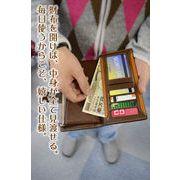 BFI-1485 2色 小銭入れ付き 高級 大容量 薄型 長財布 カードケース