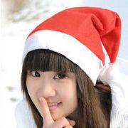 Merry Christmas帽子 コスプレ クリスマス パーティー サンタ帽子