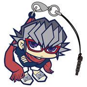 コスパ 遊☆戯☆王ARC-V 赤馬零児つままれストラップ