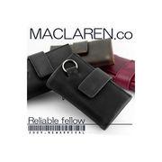 【MACLAREN.co】ソフトレザー マルチキーケース MC-0604 5色