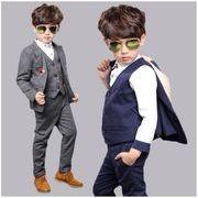 キッズ フォーマル 男の子子供タキシード スーツ 子供服 入学・入園スーツ 結婚式