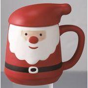 ●【クリスマス・イベントグッズ】クリスマスプチギフト。。♪●クリスマス・フタ付マグカップ●