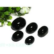 ☆高品質☆【置き石】ルース モリオン (黒水晶) オーバル型