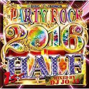 DJ JO-JI / PARTY ROCK 2016 1ST HALF  洋楽CD 正規品 2枚組 【輸入盤】