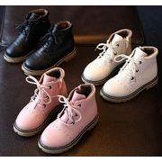 新作★子供 キッズ靴 ★カジュアルシューズ★マーティン靴