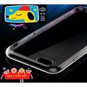 iPhone 6/6s とplus クリアカバーケース