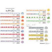 ROUNDTOP Tsuyoshi HIRANO 平野 傑デザインマスキングテープ 17種【2016_11_21より】