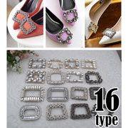 BLHW149251◆5000以上【送料無料】◆靴飾り・シューズクリップ/足もと華やか♪靴パーツ