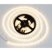 LEDテープ 黒ベース 5m 300連SMD 正面発光 12V 防水 電球色