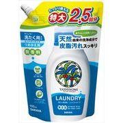 ヤシノミ 洗たく用洗剤コンパクトタイプ 2.5回分詰替用 【 サラヤ 】 【 衣料用洗剤 】