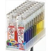 CR P2カラーガス電子ライター (PSCマーク付) 5色のうちいずれか1色 1本【 東海 】