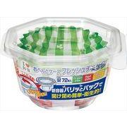 おべんとケース フレッシュチェック M 72枚 【 東洋アルミ 】 【 お弁当用品 】