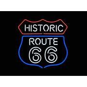 HISTORIC ROUTE66 ヒストリック ルート66  (ネオン管 看板 アメリカン雑貨 ・NEON SIGN・ネオンサイン)