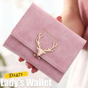 【全5色】 可愛い財布トに最適な財布 レディース財布 婦人財布 ロングウォレット