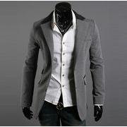スーツ♪ブラック/グレー2色展開◆【新作】