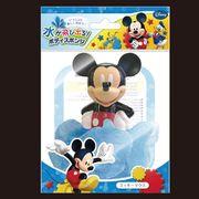 ボディスポンジ ミッキーマウス 【 シービック 】 【 ボディタオル・スポンジ 】