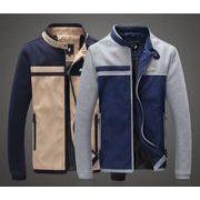 ♪裏地あり、内ポケットあり♪ジャケット♪ネイビー/ベージュ2色展開◆【春夏新作】