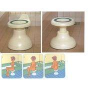 浴室用回転便利椅子1