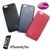 ディズニー iPhoneケース 6/6s用「ミッキー ミニー ドナルド」3種類