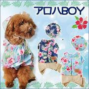 【春夏】【犬服】アロハBOY(S・M・L・2L・3L・MD-M)