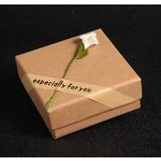 【雑貨】アクセサリーボックス 小箱 プレゼント 贈り物 ネックレスボックス