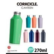 【NEWカラー】CORKCICLE CANTEEN 270ml ※値下げ販売不可