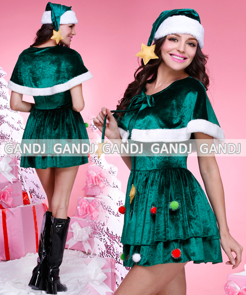 679be72f1bb1c クリスマス クリスマスツリー コスプレ クリスマス衣装 9441 株式会社 ...