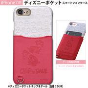 iPhone7用 ディズニーポケットスマートフォンケース【チップ&デール】