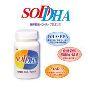 【送料無料】「SODDHA~ソーダ~」 DHA・EPA・発酵穀類・プロポリス配合  24個セット