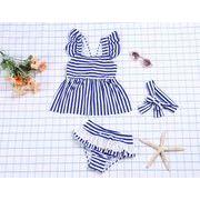 水着 子供 キッズ かわいい スイミングウェア 女の子 トップス スカート セパレート 子供 ビキニ