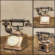 アンティークシャープナー 鉛筆けずり ♪ レトロ  テレフォン 電話♪