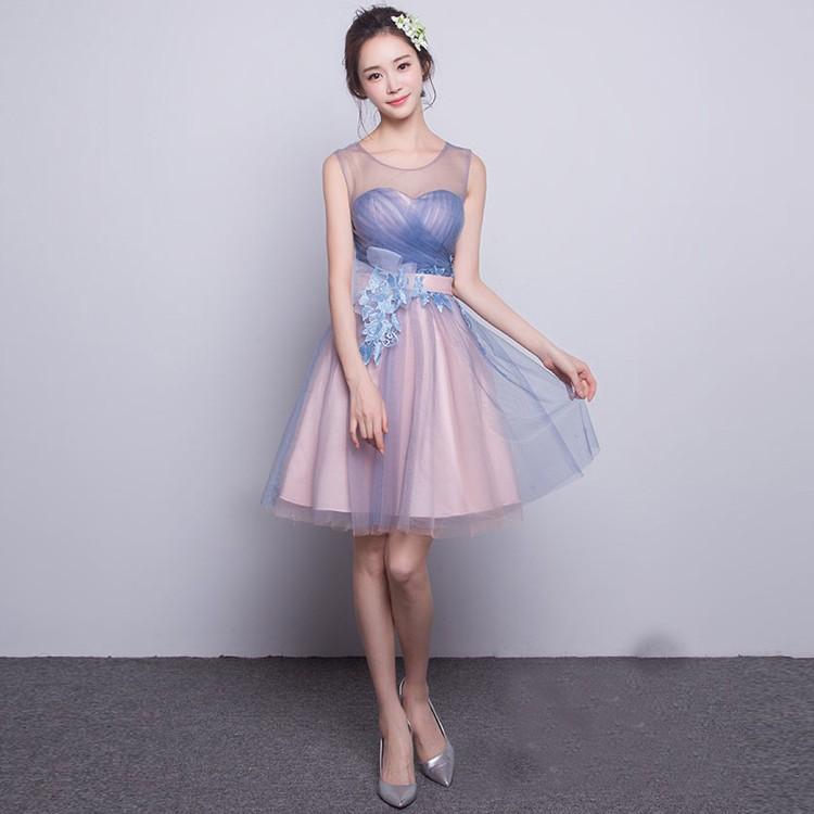 8a9a577008125 超人気 可愛い結婚式 パーティードレスミニドレスワンピース ウエディングドレス ベアトップ