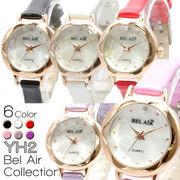 腕時計 レディース Bel Air Collection ベルエア YH2