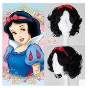 白雪姫風 コスプレ ウィッグ / かつら/wig