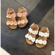 【子供靴】★可愛いデザインの子供靴★女の子に向け★&サンダル★子供向けサンダル★2色★サイズ21-30