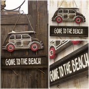 ★ビーチウォールサイン GONE TO THE BEACH ♪