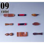 BLHW149151☆5000以上【送料無料】☆ナチュラルな木の質感が暖かいスプーン置き 箸おき