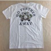 カリフォルニアサーフトリップ プリントTシャツ