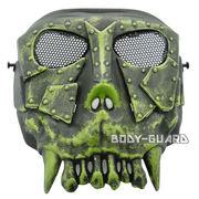 鉄仮面 グリーン フルマスク