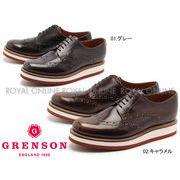 【グレンソン】 5283 ダニー DANNY ウイングチップ  シューズ 紳士靴 全2色 メンズ