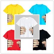 子供 Tシャツ キッズ ブラウス  トップス ファション カジュアル系 90-130