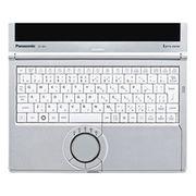 サンワサプライ ノート用キーボード防塵カバー(Panasonic Let's note S