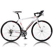 (価格変更)CANOVER CAR-011 ZENOS ロードバイク ホワイト 27798(代引不可)