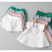 新登場!★キッズ女の子★キッズセットtシャツ+パンツ