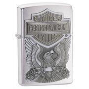 ZIPPO  【 Harley‐Davidson USA EMBLEM 】