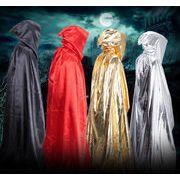 ハロウィン衣装  子供 成人  仮装 クリスマス  ハロウィーン マント 110 130 150 170